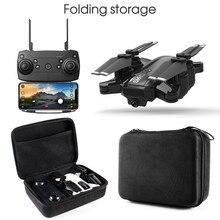SHRC H1 Drone WIFI 720P Camera FPV 18min Flight Time GPS Follow Me Mode Foldable Shock Resistant Selfie Drone RC Quadcopter