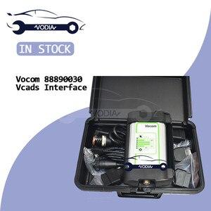 Image 4 - Outil de Diagnostic de voiture pour volvo 88890300, Interface Vocom pour UD/Mack/ Volvo, Scanner pour équipement lourd