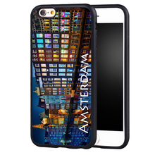 Amsterdam Phone Cases iPhone 6 6S Plus SE 5 5S 5C 4 4S