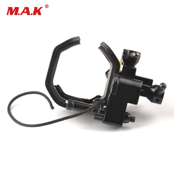 Drop Away Arrow Rest Full Containment High Speed Mute Arrow Rest for Right Hand Use Archery Hunting Shooting