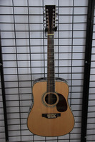 Free shipping import mart D450 12 string acoustic guitar,Made in china guitar