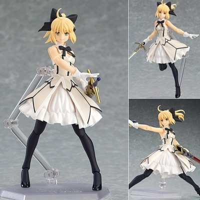 NEW hot 15cm fate/stay night fate stay night saber lily action figure toys toy with box