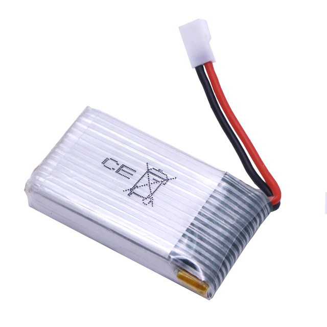 5pcs 3.7 V 680 mAh Lipo Battery for Syma X5SW X5SC X5HW X5HC RC Drone Quadcopter Rechargeable Li-Po RC Battery for SYMA X5C