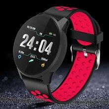 New Fashion Smart Watch Women Heart Rate Blood Pressure Health Monitor Information Reminder Smartwatch Men Sport fitness Watches