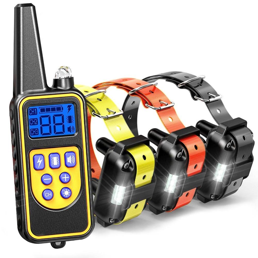 Aliexpress.com : Buy Dog Training Collar for 2 dog remote