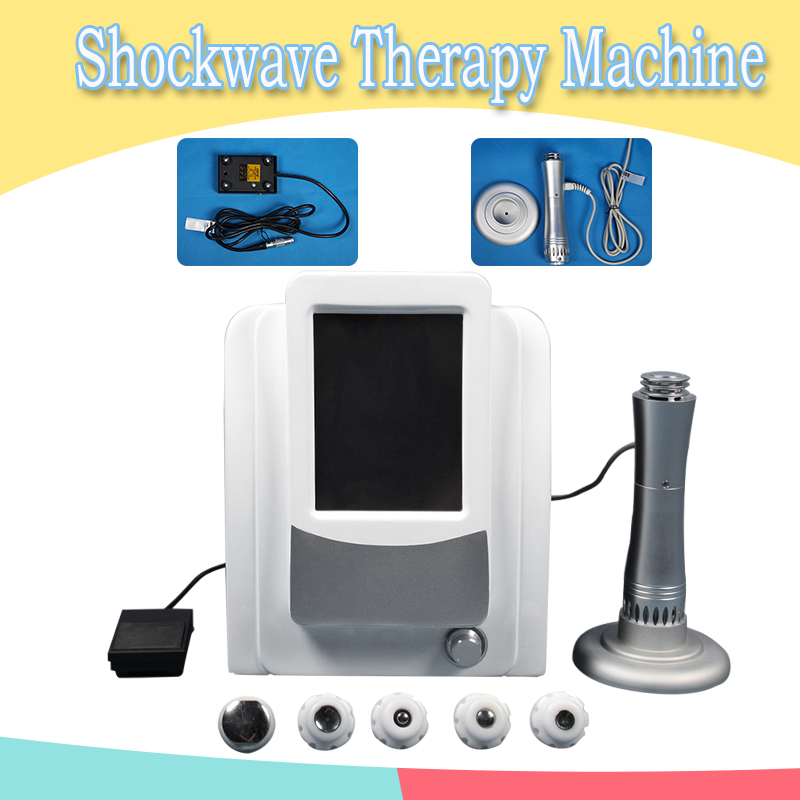 Physical Pain Therapy System Acoustic Shock Wave Extracorporeal Shockwave Machine For Pain Relief Reliever