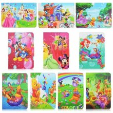 "Cartoon Prinzessin Flip Folio Stand Pu-leder Tablet Fall Für universal 10 ""zoll tablet pc"
