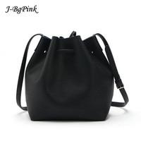 Fashion 2016 Designers Women Messenger Bags Females Bucket Bag Crossbody Shoulder Bag Bolsas Femininas Sac A