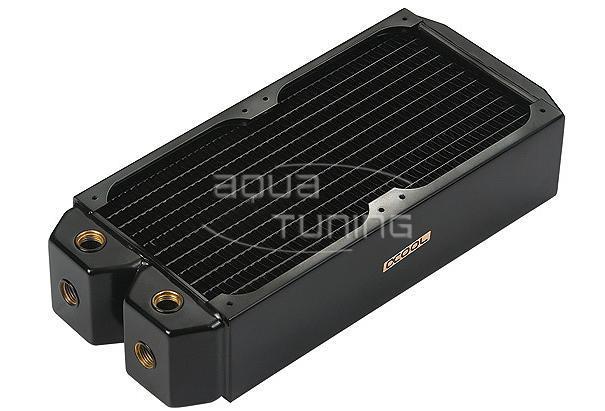 Cold row full copper radiator Alphacool NexXxoS UT60 Full Copper 240mm reserve видеоигра бука saints row iv re elected