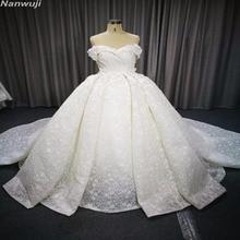 Robe De Mariage Lace up Princess Wedding Dress 2018 Sweetheart layers Ball gaun Pernikahan Pakaian Vestido De Noiva