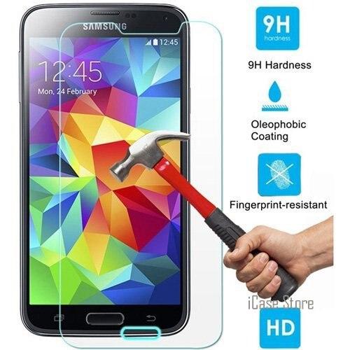 9H Tempered Glass For Samsung Galaxy Core Grand Prime G361F G531F S3 S4 S5 Mini S6 Note 3 4 5 i9082 Screen Protector Case Film