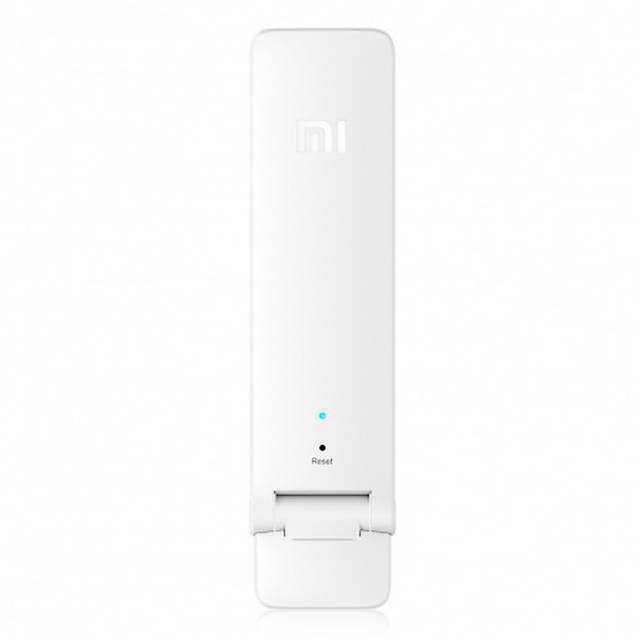 Original Xiaomi WiFi Amplifier 2 Range Extender Wireless Repeater USB  300Mbps 2 4GHz For Mi Router