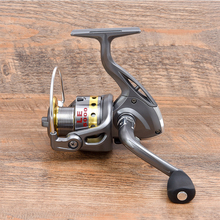 LE1000-7000 Metal Spool Spinning Wheel 8BB 5.5:1 Casting Bait Spinning Coil Reel Fishing Carp Sea Boat Fishing Tackle Fish Reel сумка afina afina af004bwssy21