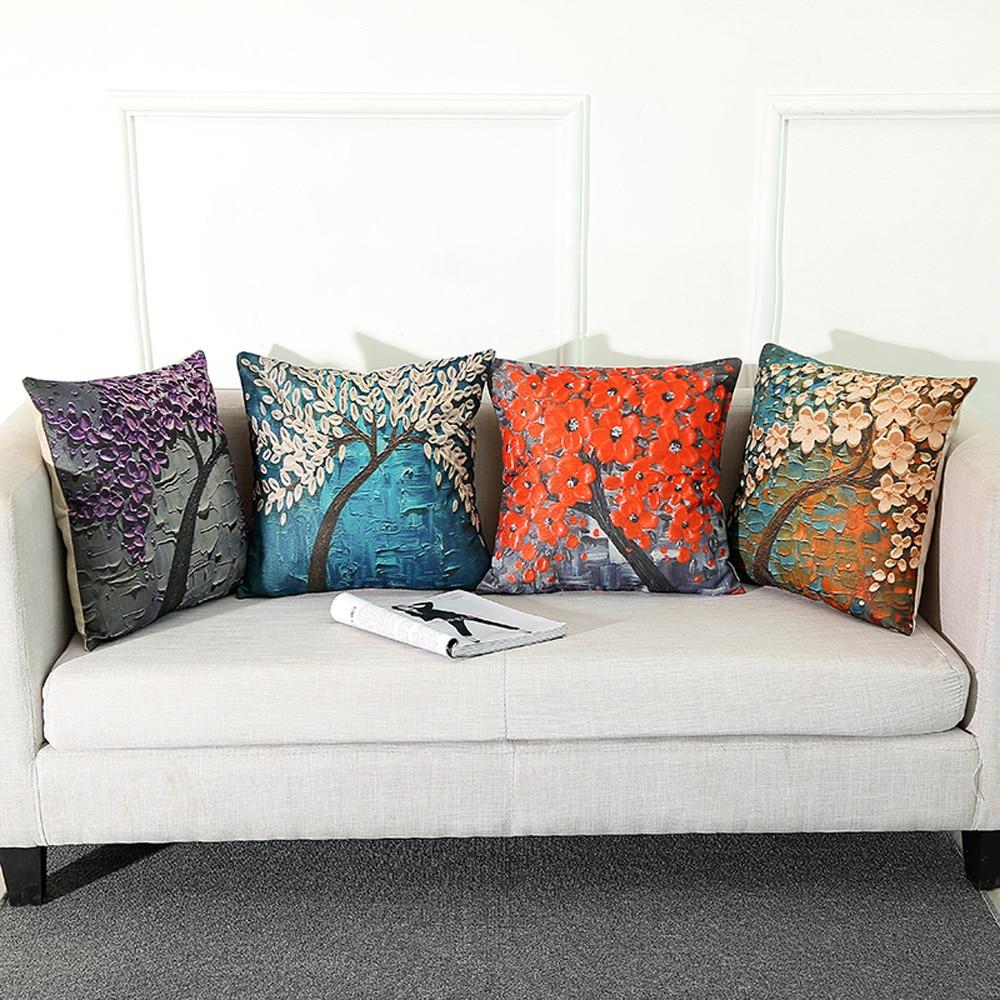 Online Get Cheap Pillow Painting Aliexpresscom Alibaba Group