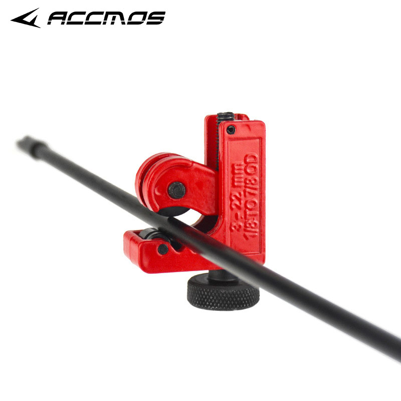 Mini Cut off Saw Trimmer Arrow Cutter 3-22mm Cutting Thickness Cutting Tools for Carbon and Fiberglass hunting arrow accessory(China)
