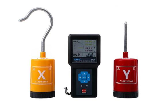 ETCR1600 Wireless High Tension Line Nuclear Instrument