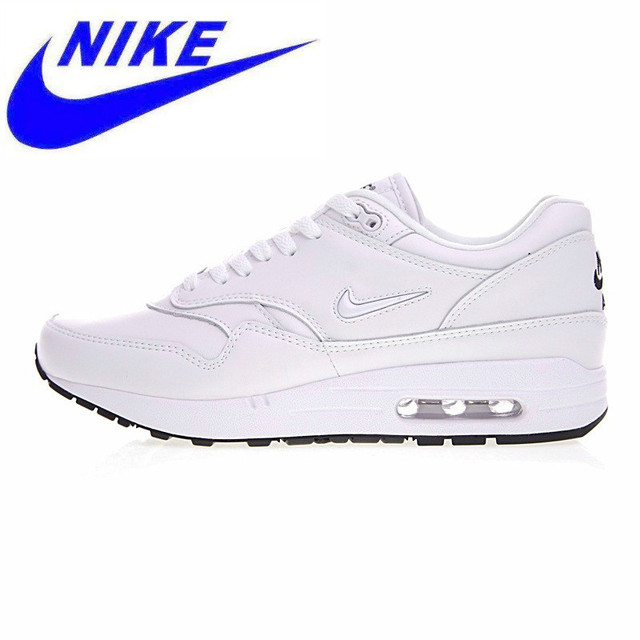 2b63e3ba04 ... shopping original nike air max 1 premium sc jewel triple white mens running  shoes 079e6 ad594