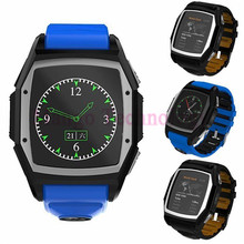 Smart Watch Phone Tri-proof Sport Fitness Clock GT68 with Heart Rate Measure GPS Tracker Physical Compass GSM/GPRS SIM Card