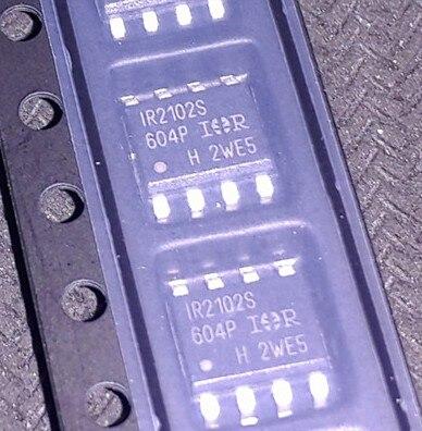 Brand new original IR2102S IR2102STRPBF patch SOP8 bridge drive IC