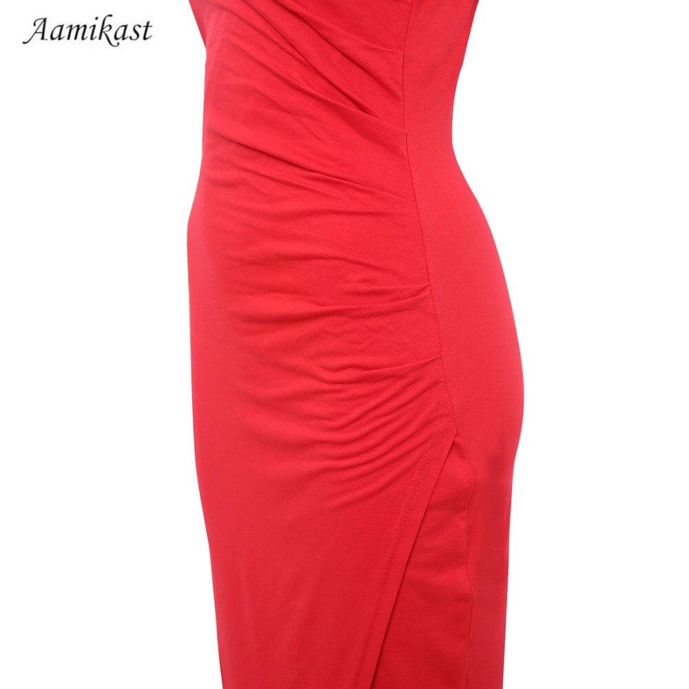 V-образным вырезом с коротким рукавом - Женская одежда - Фотография 5