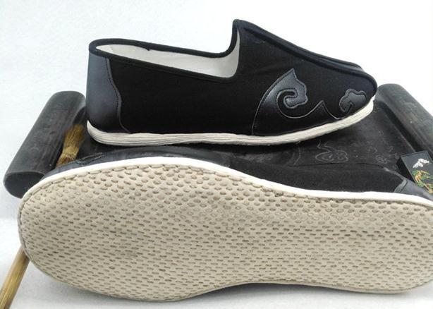 Wudang Daoist Taiji Shoes Cotton Sole 1