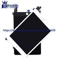 מסך LCD מקורי עבור iPad mini 4 A1538 A1550 מסך מגע LCD תצוגת שחור לבן