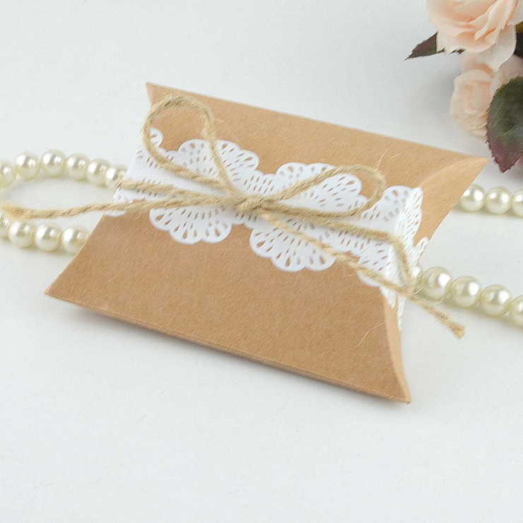 Festive & Party Supplies Gift Bags & Wrapping Supplies Radient 50 Pcs Vintage Kraft Paper Plane Gift Box Candy Wedding Favors Party Package Birthday Cardboard Boxes Chocolate Dragees Air Mail