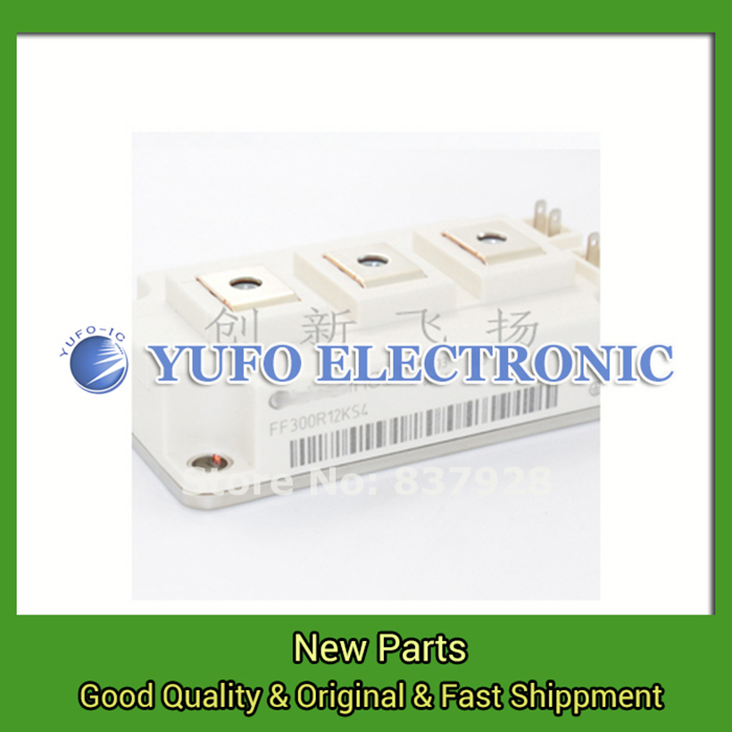 Free Shipping 1PCS FF300R12KS4 Power Modules original new Special supply Welcome to order YF0617 relay free shipping 1pcs skm200gal123dkld power modules original spot special supply welcome to order yf0617 relay