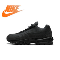 Original Authentic NIKE AIR MAX 95 ESSENTIAL Mens Running Shoes Sneakers Sport Outdoor Walking Jogging Comfortable 749766
