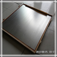 PYTITANS Brand 0.5*1000*2000mm Titanium Sheet Gr2 Pure Titanium Ti Plate Industry Polished Plate Factory Selling