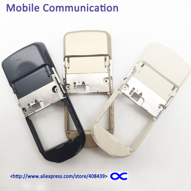 Middle frame housing For Nokia 8800SE 8800 Sirocco Middle Cover with Lolgo