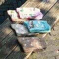 Сельской местности жизни мультфильм Pattern печать женщины носки женские милые Носки Женские Тепловые Теплые Носки 5 пар/лот