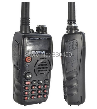 Transceiver BaoFeng A52,5W 128CH VHF UHF Dual Band 136-174MHz&400-520MHz Handheld Two Way Radio