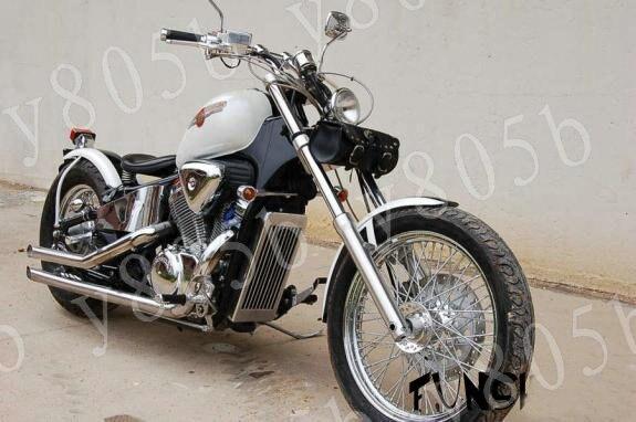 Skull Motorcycle Tool Bag Fork Handlebar Buckle Bags For Street