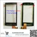 Лучшее качество В наличии! Оригинальный Черный или whiteTouch экран Панель Digitizer и переднее стекло с рамкой Для SONY Для Ericsson X10 X10I
