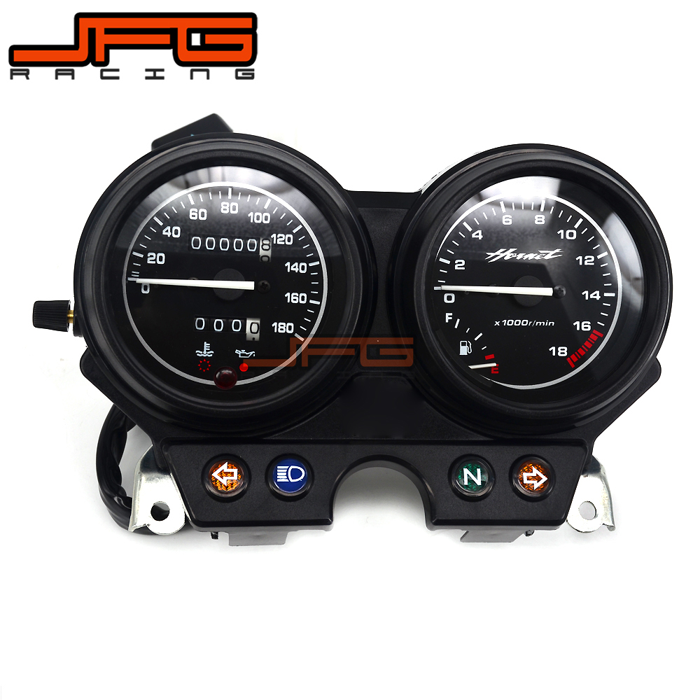 Tachometer Speedometer Speedo Meter Gauge For HONDA Hornet 250 CB250 HORNET250 CB 250 2006-2008 2006 2007 2008 Motorcycle aftermarket free shipping motorcycle parts eliminator tidy tail for 2006 2007 2008 fz6 fazer 2007 2008b lack