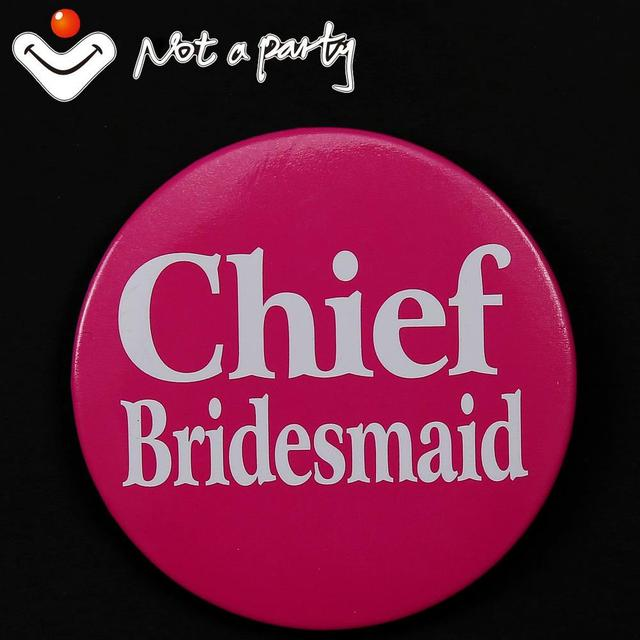 Wedding Event 50 Off For 3pcs Bride To Be Badge Fun Hen Party Brooch Chief