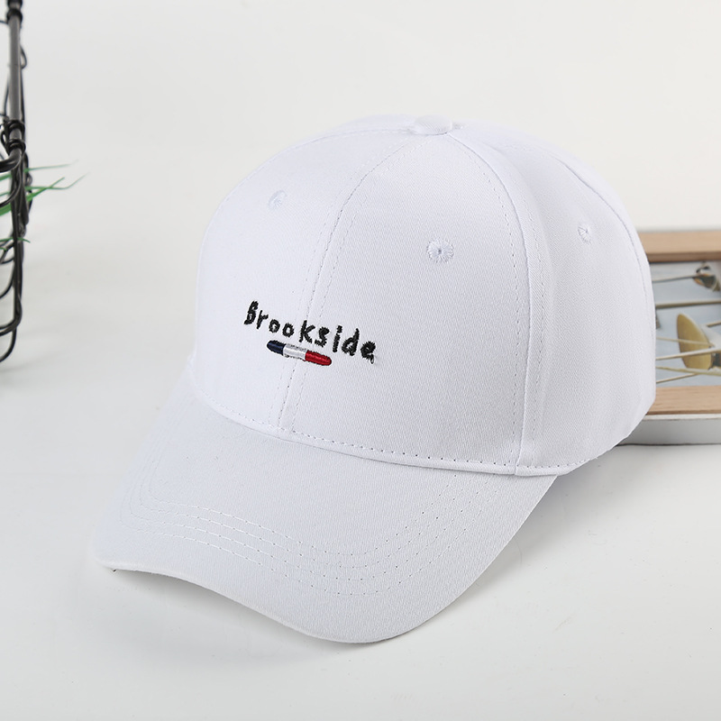 Composite Bats Outdoor play portable baseball cap joker fashion embroidery letters