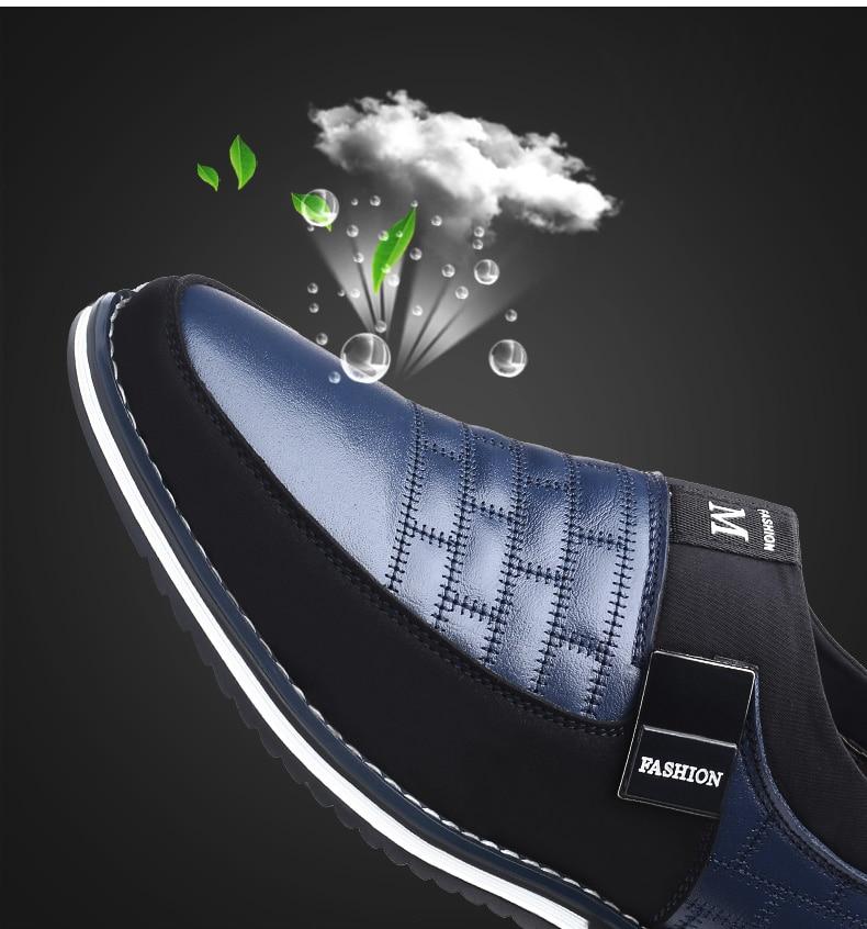 HTB135mFa.z1gK0jSZLeq6z9kVXam ZUNYU New Big Size 38-48 Oxfords Leather Men Shoes Fashion Casual Slip On Formal Business Wedding Dress Shoes