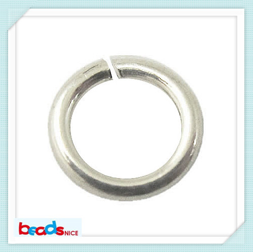 Beadsnice ID25483  925 silver wonderful 4mm jewelry jump rings in mini factory price