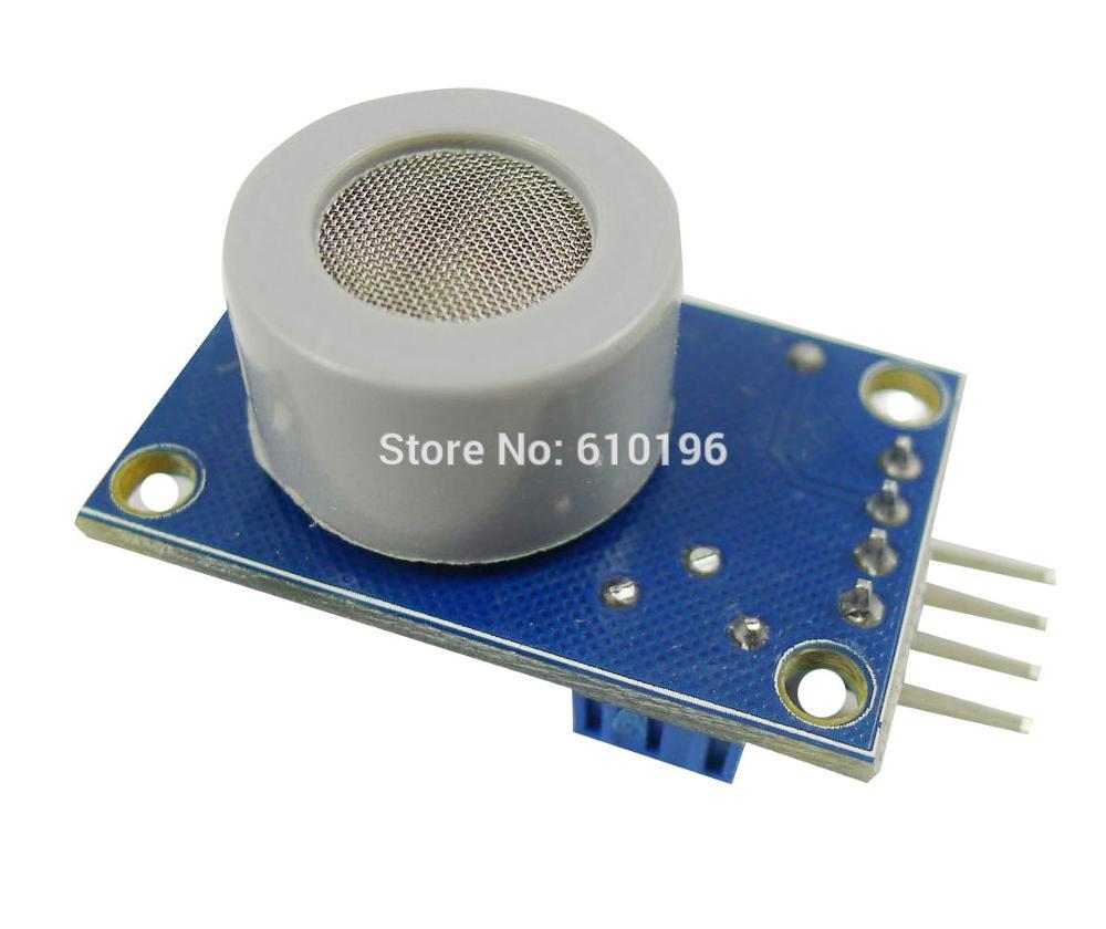 5PCS/LOT MQ-7 Gas Sensor Module Detects Carbon Monoxide Alarm Module