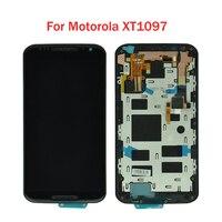 For Motorola MOTO X 1 X2 XT1092 XT1095 XT1096 XT1097 LCD Display With Touch Screen Digitizer