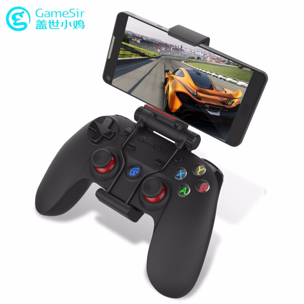 GameSir G3s 2.4Ghz Wireless Bluetooth Gamepad  Wired Game Pad Android Smart TV BOX Joystick PC Gamer Gaming Controller for PS3 xunbeifang 2pcs for nes30 wireless bluetooth game controller gamepad bluetooth arcade game stick joystick for ios for android