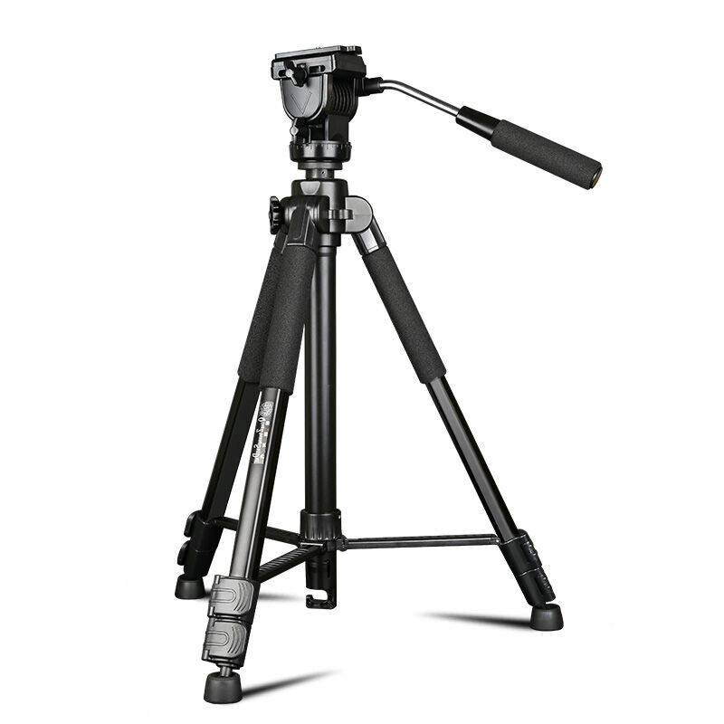 2018 QZSD-Q333 handel camcorder tripod telescope digital and video camera stand 1660 mm height panoramic tripod low price monitor head tripod camera telescope mini stand adjustable tripod free shipping