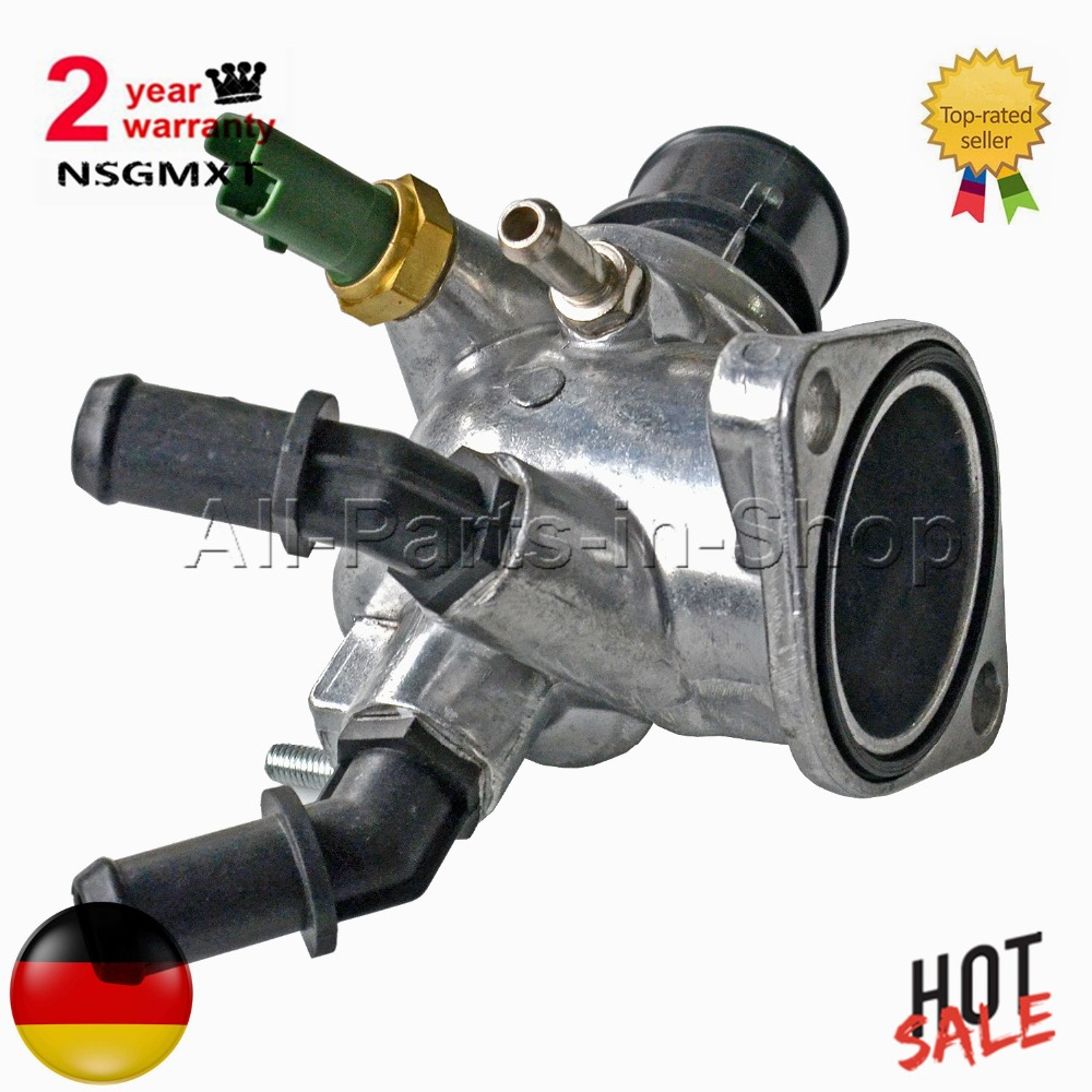 AP02 Thermostat Housing Sensor Switch Kit  For Alfa Opel/Vauxhall Vectra C Saab 9 5 9 3 16V 93179136 1338154 55202510 55187784 thermostat housing sensor - title=