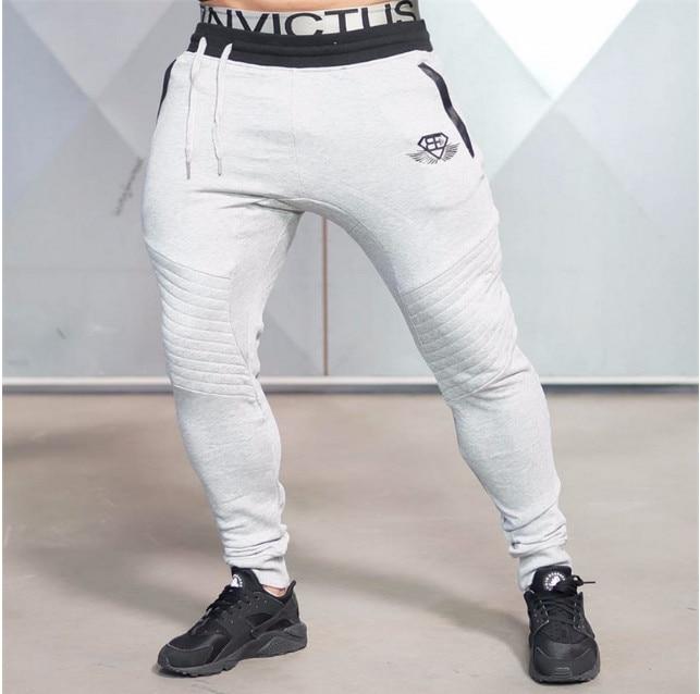 SE marca Pantalones Pantalones Joggers Pantalones Profesional Tren crossfit  Culturismo Pantalones pantalon homme Hombres Pantalones Casuales en  Pantalones ... 5fad85f769dd