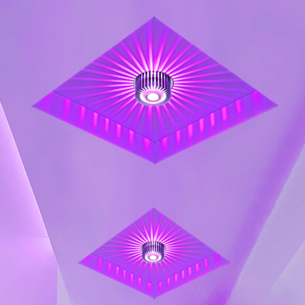 Ceiling Lamp Hallway LED Porch Light TV Background Corridor Lighting