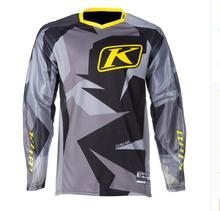 Summer new popular downhill jersey motocross long-sleeved