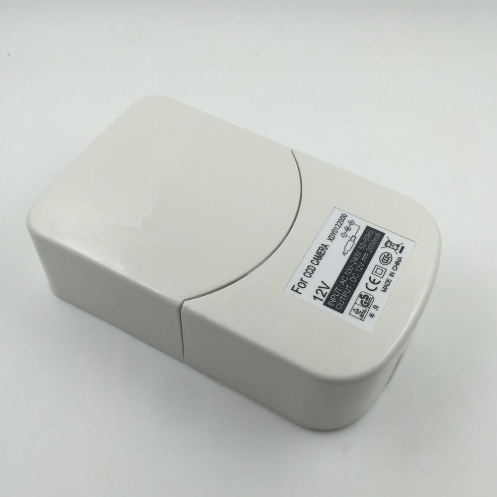 Adapter DC 12V 2A CCTV Security Camera  CCTV POWER  ADPTER cctv power supply 12v пуловер vmsally ls blouse dnm