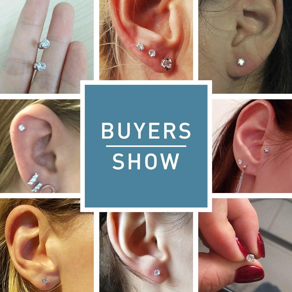 Luxury-925-Sterling-Silver-Small-Round-CZ-Zircon-Screw-Back-Stud-Earrings-For-Women-Wedding-Engagement